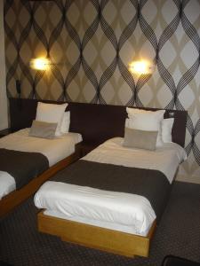 Hotel Reine Mathilde, Szállodák  Bayeux - big - 17
