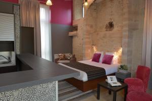 Hotel Reine Mathilde, Szállodák  Bayeux - big - 16