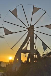 Kissamos Windmills, Aparthotely  Kissamos - big - 111