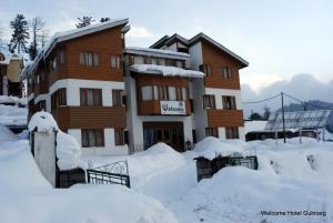 Welcome Hotel Gulmarg, Szállodák  Gulmarg - big - 1