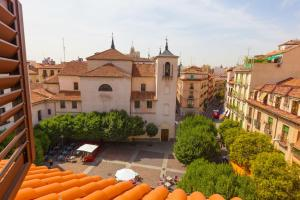 Home Club San Joaquin Apartments, Apartmány  Madrid - big - 5