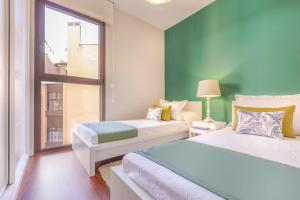 Home Club San Joaquin Apartments, Apartmány  Madrid - big - 3
