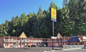 National 9 Inn - Placerville, Hotels  Placerville - big - 37