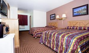 National 9 Inn - Placerville, Hotels  Placerville - big - 21