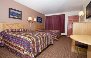 National 9 Inn - Placerville, Hotels  Placerville - big - 13