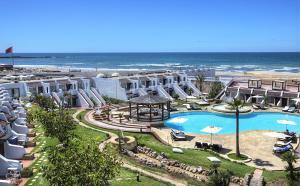 Casablanca Le Lido Thalasso & Spa (ex Riad Salam), Hotel  Casablanca - big - 18
