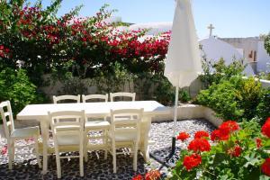 Santorini Heritage Villas, Vily  Megalokhori - big - 144