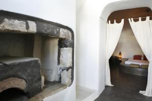 Santorini Heritage Villas, Vily  Megalokhori - big - 95