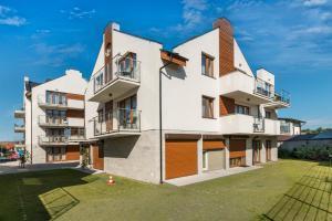 Apartament Marina, Apartments  Jastarnia - big - 3