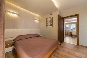 Apartament Marina, Apartments  Jastarnia - big - 4