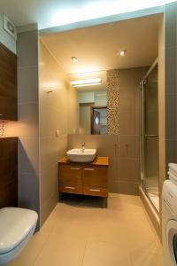 Apartament Marina, Apartments  Jastarnia - big - 5
