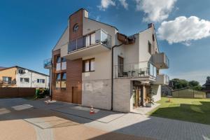 Apartament Marina, Apartments  Jastarnia - big - 6