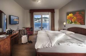 Hotel Capri, Hotely  Malcesine - big - 39