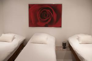 4ベッドルーム アパートメント