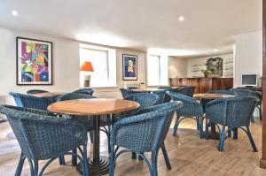 Anne de Bretagne, Hotels  Saint-Malo - big - 25