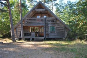 Kirjais Kursgård, Holiday homes  Nauvo - big - 6
