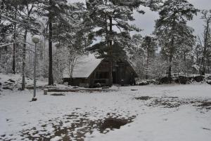 Kirjais Kursgård, Holiday homes  Nauvo - big - 7