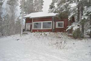 Kirjais Kursgård, Holiday homes  Nauvo - big - 2