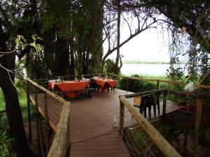 Chobe River Cottages, Chalets  Kasane - big - 9