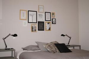 En Ville et sous les Arbres, Bed and breakfasts  Montpellier - big - 14