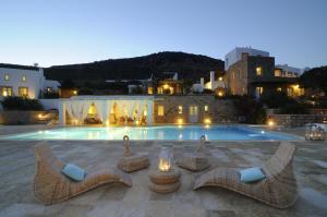 Onar Patmos, Apartmány  Grikos - big - 84