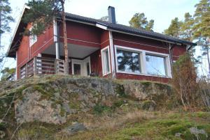 Kirjais Kursgård, Holiday homes  Nauvo - big - 5