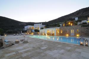 Onar Patmos, Apartmány  Grikos - big - 81