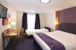 Premier Inn Glasgow Airport, Отели  Пейсли - big - 5