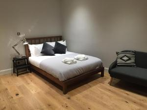 Royal Mile Studio, Apartmány  Edinburg - big - 14