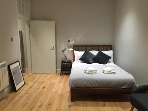 Royal Mile Studio, Apartmány  Edinburg - big - 12