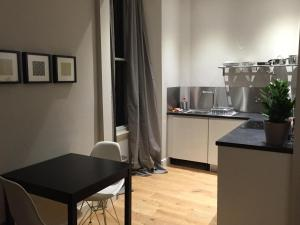 Royal Mile Studio, Apartmány  Edinburg - big - 11
