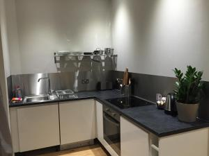 Royal Mile Studio, Apartmány  Edinburg - big - 10