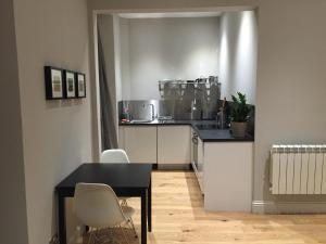 Royal Mile Studio, Apartmány  Edinburg - big - 5