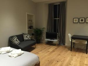 Royal Mile Studio, Apartmány  Edinburg - big - 2