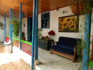 Hostal Maderos, Pensionen  Santa Rosa de Cabal - big - 13