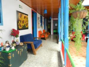 Hostal Maderos, Pensionen  Santa Rosa de Cabal - big - 15
