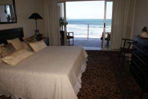 Tweepersoonskamer met Balkon en Uitzicht op Zee - Neptune