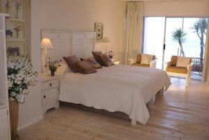 Tweepersoonskamer met Balkon en Uitzicht op Zee - Oyster