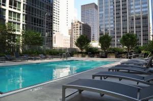 Modern Loop Apartments, Aparthotels  Chicago - big - 54
