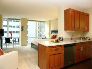 Modern Loop Apartments, Aparthotels  Chicago - big - 3