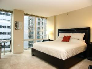 Modern Loop Apartments, Aparthotels  Chicago - big - 14