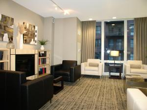 Modern Loop Apartments, Aparthotels  Chicago - big - 42