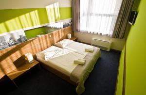 City Hotel Košice, Hotely  Košice - big - 5