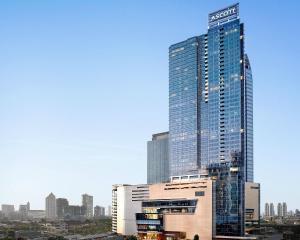 Ascott Kuningan Jakarta, Apartmánové hotely  Jakarta - big - 37