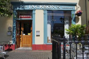 Jacksons Restaurant and Accommodation
