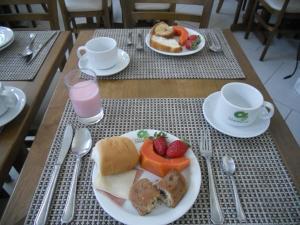 Hotel Contorno Sul, Hotely  Curitiba - big - 39