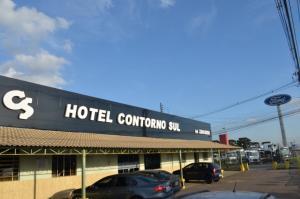 Hotel Contorno Sul, Hotely  Curitiba - big - 42