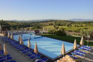 Borgo Magliano Resort, Szállodák  Magliano in Toscana - big - 25