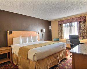 Quality Inn Hall of Fame, Hotels  Canton - big - 19