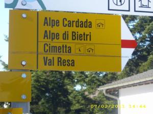 Albergo Cardada, Hotels  Locarno - big - 35